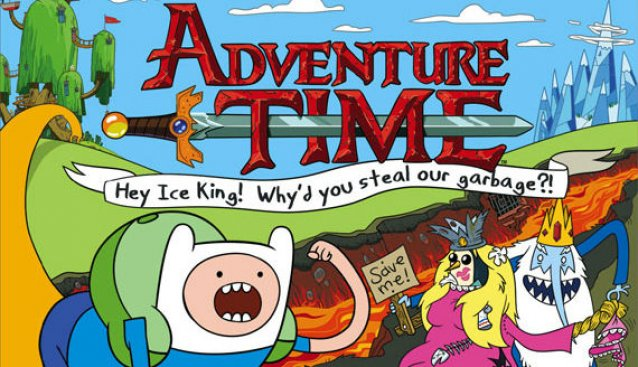 adventure time Hey Ice King