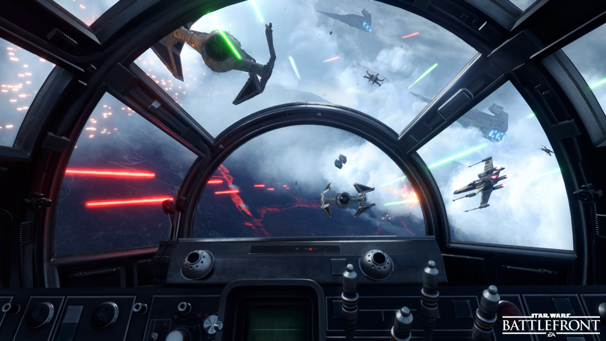 Star Wars Battlefront Sequel Coming Fall 2017