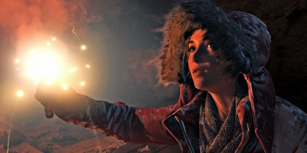 rise of the tomb raider top games from PAX