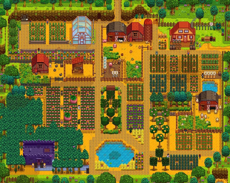 Stardew Valley Arriving on Consoles this December