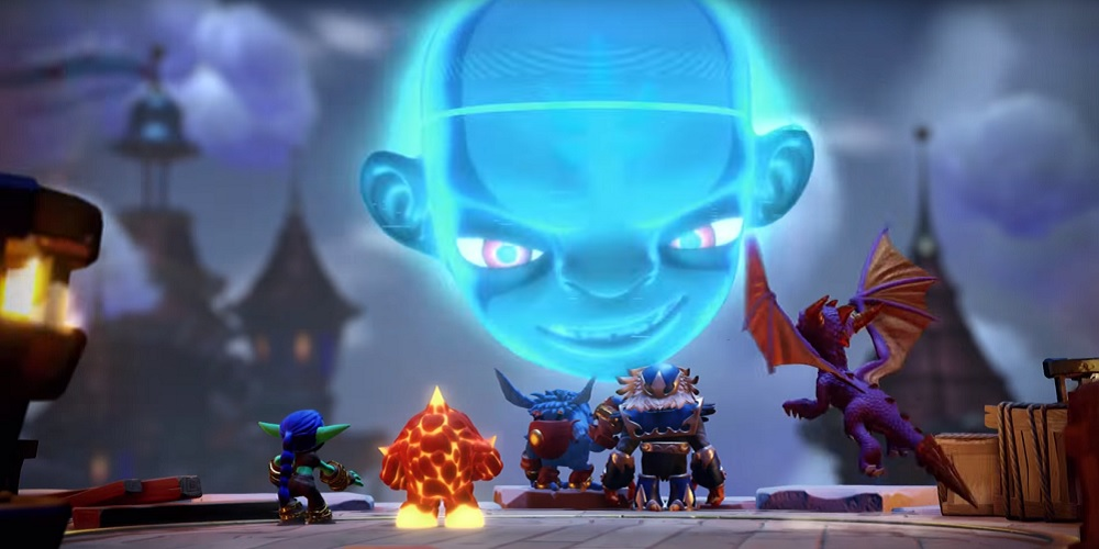 Uh-Oh: Activision Says No Skylanders Console Game This Year