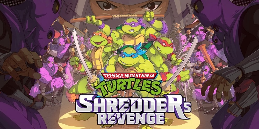 Teenage Mutant Ninja Turtles: Shredder's Revenge is Inspired by Classic Beat 'em Ups